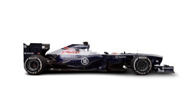 Williams F1 Team - Tests Barcelona