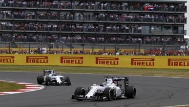 Williams, sorpresa y decepción en Gran Bretaña