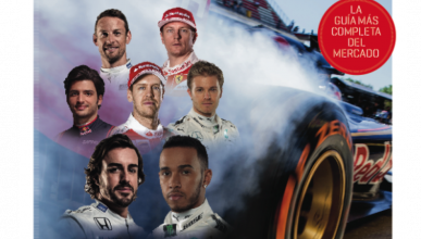 Ya a la venta la Guía de la temporada de Fórmula 1 2016