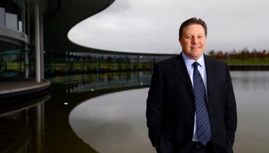 Zak Brown, nuevo jefe de Alonso y McLaren