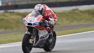 Andrea Dovizioso, libres MotoGP Brno 2017