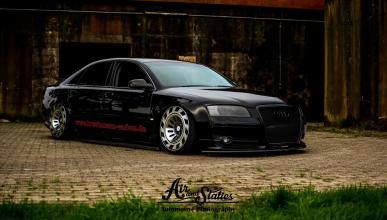 Audi A8 D3 Tuning