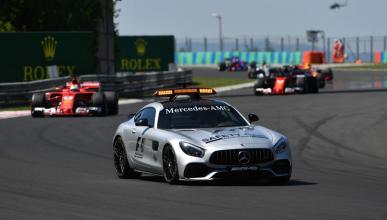 Coche de seguridad Mercedes F1