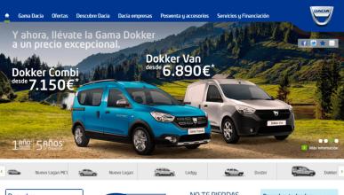 Configurador Dacia