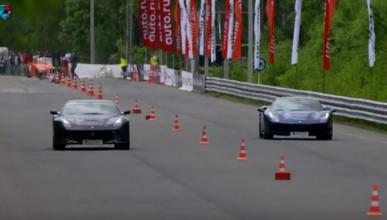 Ferrari duelo
