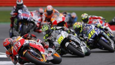 Horarios MotoGP Silverstone 2017