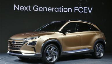 Hyundai Generation FCEV
