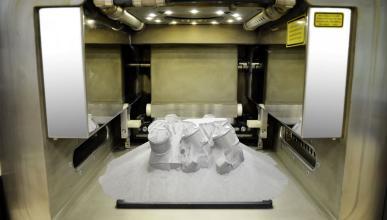 Impresora 3D Mercedes