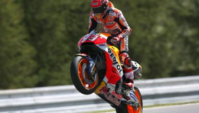 Marc Márquez - Carrera MotoGP Brno 2017