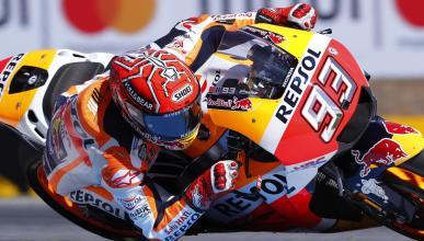 Marc Márquez - Clasificación Brno MotoGP 2017