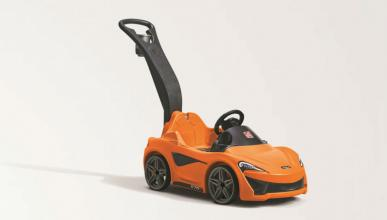 McLaren 570S Step2 Push Sports Car
