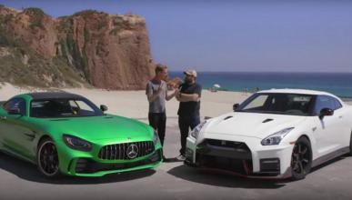 Mercedes VS Nissan
