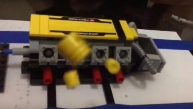 Motor de LEGO