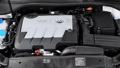 Motor diésel Volkswagen