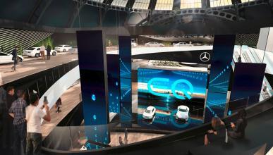Novedades Mercedes Salón Frankfurt 2017