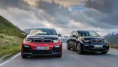 Nuevo BMW i3 2017 y BMW i3s