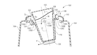 Patente vaso Ford