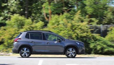 Prueba Peugeot 2008 GT Line 1.6 BlueHDi 120 CV (VIII)