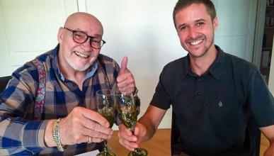 Thomas Luthi firma con el Marc VDS EG 0,0 para MotoGP 2018