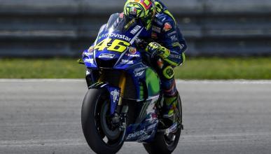Valentino Rossi - Test MotoGP Brno 2017