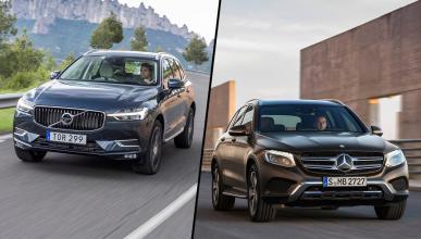 Volvo XC60 vs Mercedes GLC