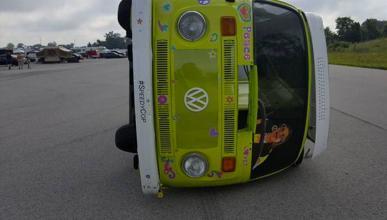 VW T2 volcada