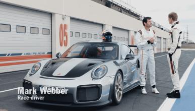 webber vs rohrl porsche 911 gt2 rs