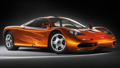 10 coches de póster - McLaren F1
