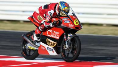 El AGR Team abandona el Mundial y María Herrera se queda sin moto