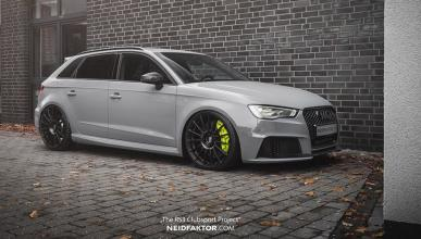 Audi RS 3 Clubsport by Neidfaktor