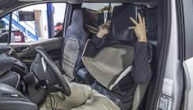 Disfraz asiento Ford