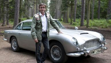 Hammond y el Aston Martin DB5