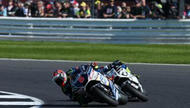 Héctor Barberá bajará a Moto2 en 2018
