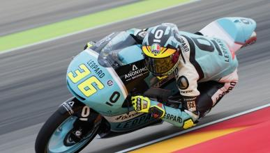 Joan Mir - Carrera Moto3 Aragón 2017