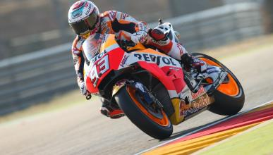 Marc Márquez - Carrera MotoGP Aragón 2017