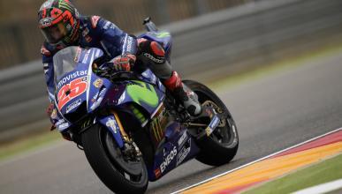 Maverick Viñales - Clasificación MotoGP Aragón 2017