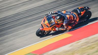 Mika Kallio - MotoGP Aragón 2017