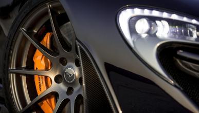 misterioso McLaren Nürburgring