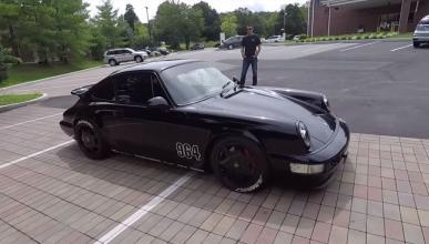 Porsche 964 Matt Farah