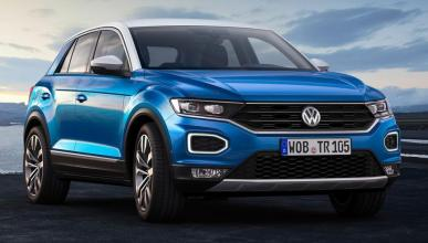Precios del VW T-Roc