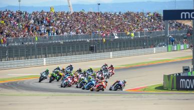 Previa MotoGP Aragón 2017