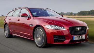 Prueba Jaguar XF Sportbrake (VI)
