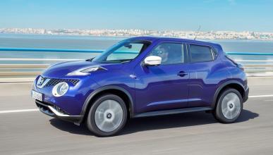 Los rivales del Dacia Duster 2018 - Nissan Juke