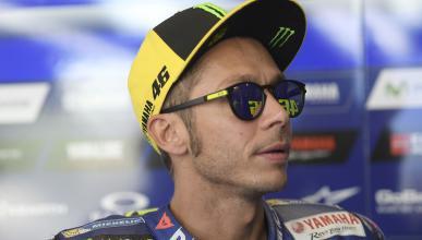 Valentino Rossi acudirá al GP de Aragón y quiere correr