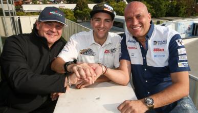 Xavier Simeon completa el equipo Reale Avintia Racing para MotoGP 2018