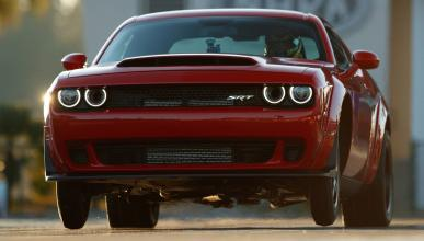 Dodge Challenger SRT Demon de 2017