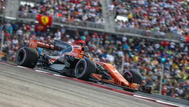 Alonso abandona en el GP EEUU