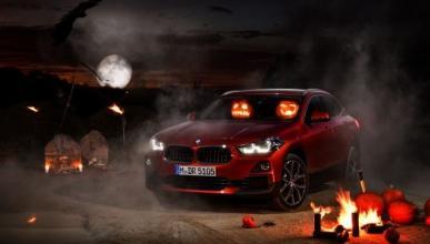 BMW X2 en Halloween 2017