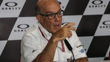 "Carmelo Ezpeleta: ""Sería complicado un GP de Catalunya fuera de España"""