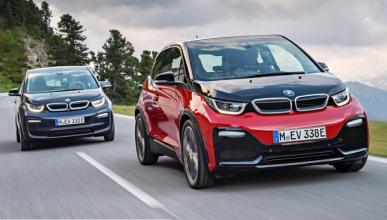 Coches 2017: BMW i3s